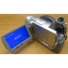 Sony DCR-DVD505E в Лобне, видеокамера Sony DCR-DVD505E (Лобня)