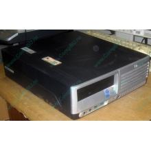 Компьютер HP DC7100 SFF (Intel Pentium-4 520 2.8GHz HT s.775 /1024Mb /80Gb /ATX 240W desktop) - Лобня