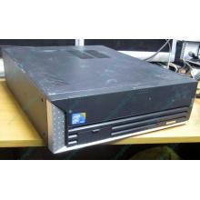 Лежачий четырехядерный компьютер Intel Core 2 Quad Q8400 (4x2.66GHz) /2Gb DDR3 /250Gb /ATX 250W Slim Desktop (Лобня)
