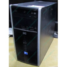 Б/У компьютер HP Compaq 6000 MT (Intel Core 2 Duo E7500 (2x2.93GHz) /4Gb DDR3 /320Gb /ATX 320W) - Лобня