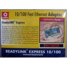 Сетевой адаптер Compex RE100TX/WOL PCI (Лобня)