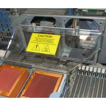 Прозрачная пластиковая крышка HP 337267-001 для подачи воздуха к CPU в ML370 G4 (Лобня)