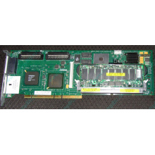 SCSI рейд-контроллер HP 171383-001 Smart Array 5300 128Mb cache PCI/PCI-X (SA-5300) - Лобня