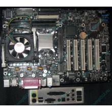 Материнская плата Intel D845PEBT2 (FireWire) с процессором Intel Pentium-4 2.4GHz s.478 и памятью 512Mb DDR1 Б/У (Лобня)