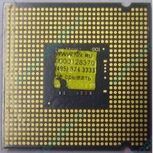 Процессор Intel Celeron D 326 (2.53GHz /256kb /533MHz) SL98U s.775 (Лобня)
